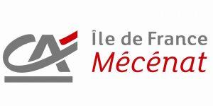Logo CA IDF Mecenat