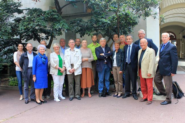 Comité fédérateur 2015