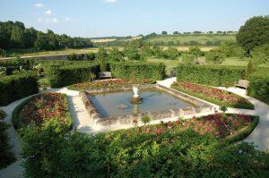 Jardin en devenir 2015 // Jardin du château de Corbelin