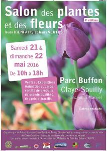 fète des plantes et des fleurs de Claye-Souilly
