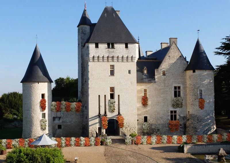 chateau du riveau