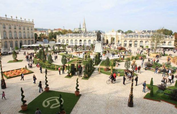 13e jardin eph m re de la ville de nancy stan royal jardinier soci t nationale d - Ikea jardin france nancy ...