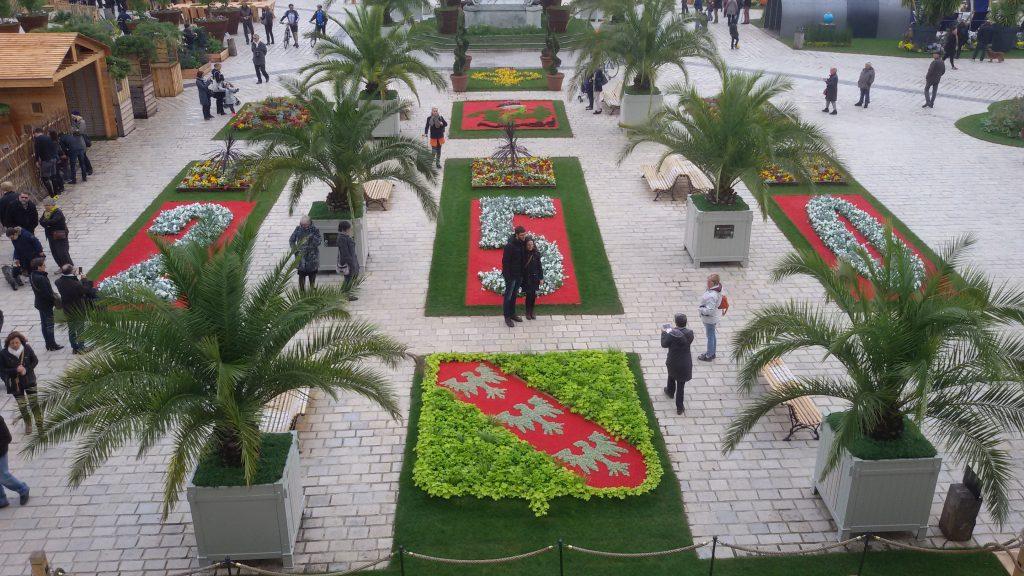 Jardins éphémères de Nancy
