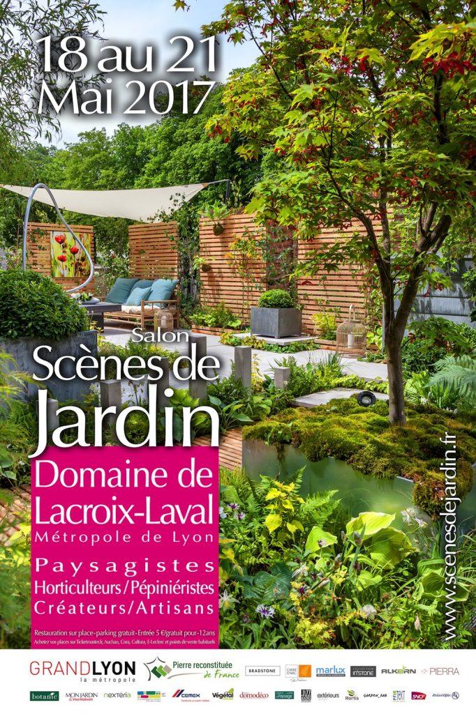 Scènes De Jardin Société Nationale Dhorticulture De France