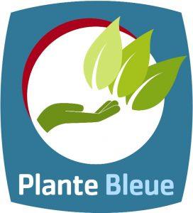 Label Plante Bleue