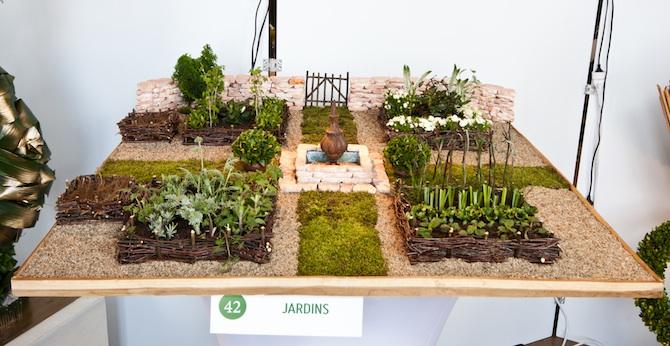 Jardins Miniatures le jardin miniature - société nationale d'horticulture de france