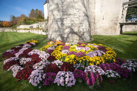 Festival des fleurs d\'automne du Château du Rivau - Société ...