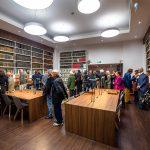 La SNHF inaugure sa nouvelle bibliothèque