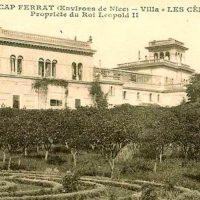 Le domaine des Cèdres à Saint-Jean-Cap-Ferrat
