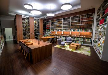 La bibliothèque de la SNHF