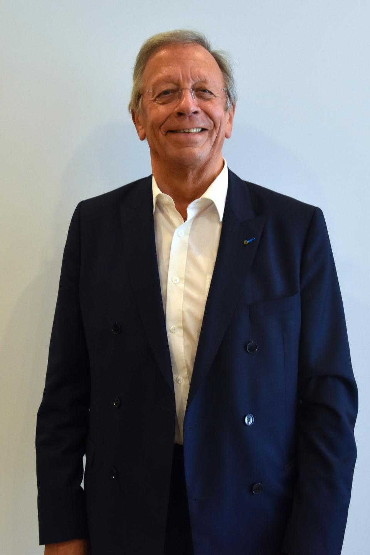 Janic GOURLET Vice-président en charge des sections thématiques