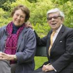Patrice Fustier et son épouse