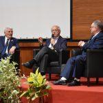 Dominique Douard, Erik Orsenna et Daniel Lejeune, le 31 mai à la SNHF