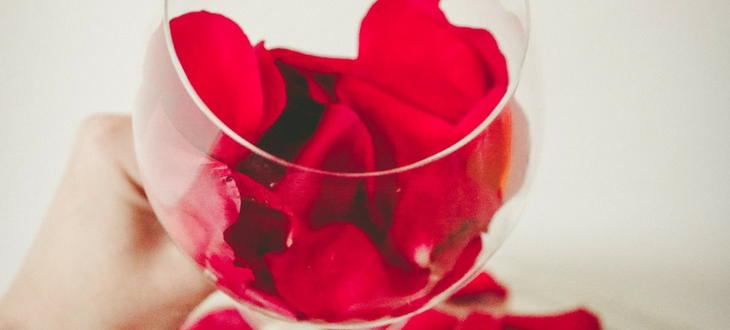 recette section roses