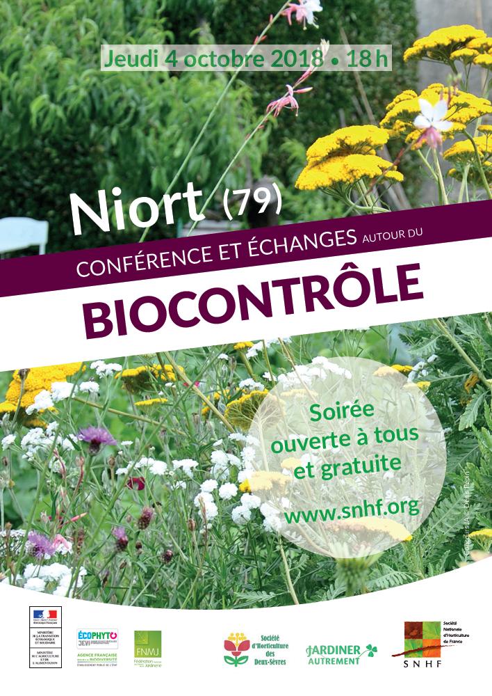 Conférence et échangesautour du Biocontrôle